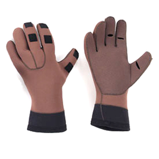 Fishing gloves neoprene products manufacturer voll will for Neoprene fishing gloves