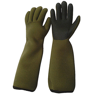 Fishing gloves neoprene sheet products manufacturer for Neoprene fishing gloves