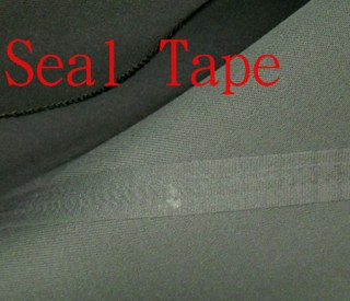 Seal Tape Step 4 Finished Seal Tape